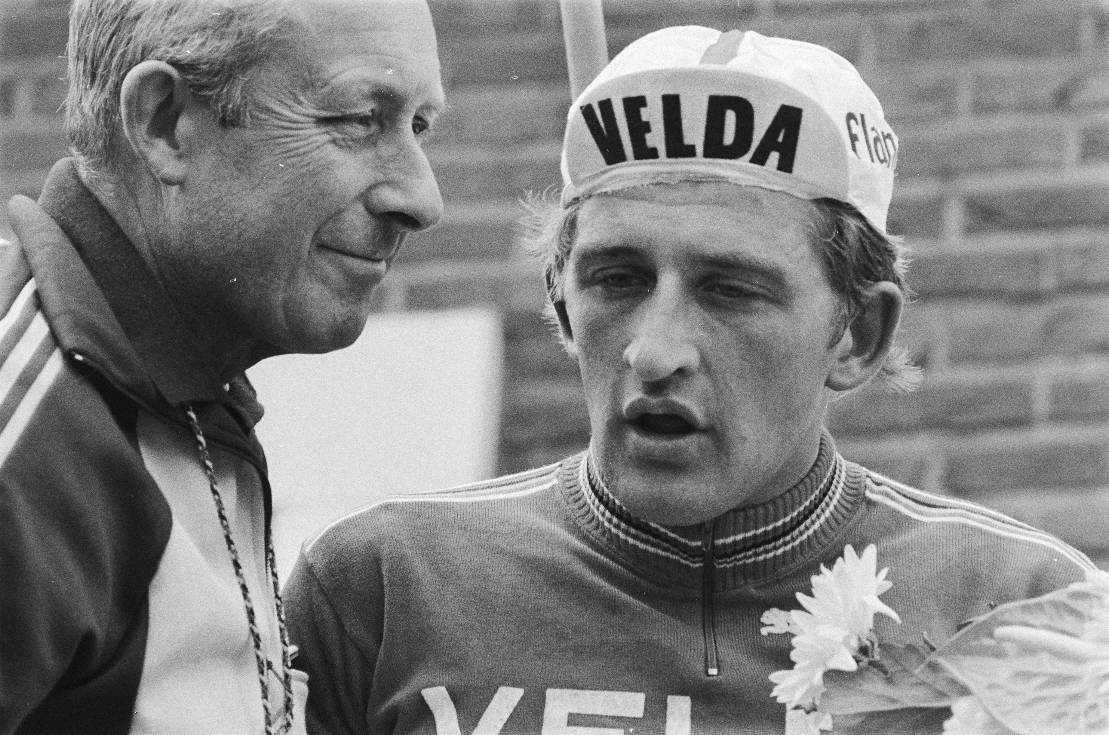 Freddy Maertens Pemenang Ajang Balap Sepeda Juors de Dunkerque