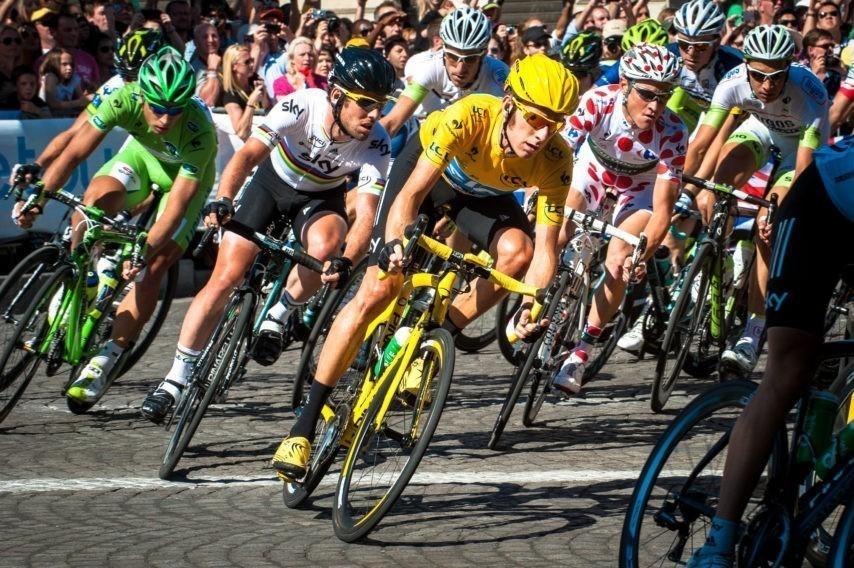 Melihat Balap Sepeda Juors de Dunkerque Sebagai Pengisi Waktu Liburan