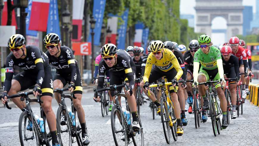 Prancis Jours De Dunkerque Ajang Balap Sepeda Paling Ditunggu Setiap Tahun